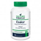 Doctor's Formulas Esakor Φόρμουλα Ιχθυελαίων 90caps