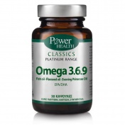 Power Health Omega 3 6 9 Classics Platinum Range 30caps