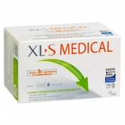 Omega Pharma Xl-S Medical Fat Binder 180caps (Αγωγή 1 Μήνα)