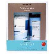 Korres Gift Set Αμπέλι Σαντορίνης Αφρόλουτρο 250ml & Γαλάκτωμα Σώματος 200ml