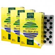 Protonex Ελληνική Bio-Spirulina 400mg 3τμχ (3x120tabs)