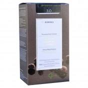 Korres Argan Oil Advanced Colorant N 3.0 Καστανό Σκούρο Φυσικό