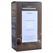 Korres Argan Oil Advanced Colorant N 4.77 Σκούρο Σοκολατί