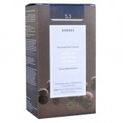 Korres Argan Oil Advanced Colorant N 5.3 Καστανό Ανοιχτό Μελί