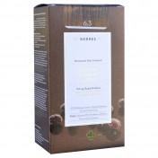 Korres Argan Oil Advanced Colorant N 6.3 Ξανθό Σκούρο Μελί