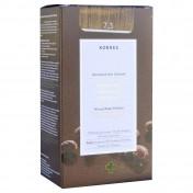 Korres Argan Oil Advanced Colorant N 7.3 Ξανθό Μελί