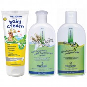 Frezyderm Πακέτο Baby Cream 175ml + Baby Hydra Milk 200ml + Baby Oil 200ml