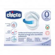 Chicco Επιθέματα Στήθους Αντιβακτηριακά 30τμχ