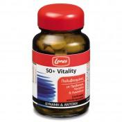 Lanes Mult 50+ Vitality 30 Tabs