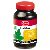 Lanes Lecithin 1200mg Red 75 Tabs