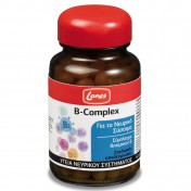 Lanes B Complex Red 60 Tabs