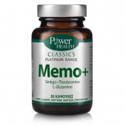 Power Health Memo+ Classics Platinum Range 30caps