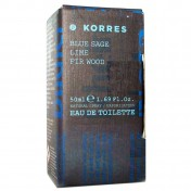 Korres Ανδρικό Άρωμα Blue Sage Lime Fir Wood 50ml