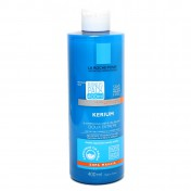 La Roche Posay Kerium Extra Gentle Physiological Cream Shampoo Ξηρά Μαλλιά Bonus Pack 400ml