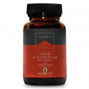 Terranova B-Complex With Vitamin C 50caps