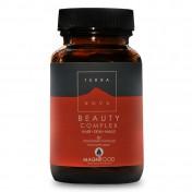 Terranova Beauty Complex Skin Hair Nails 50caps