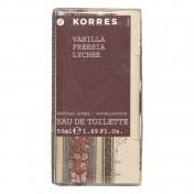 Korres Γυναικείο Άρωμα Vanilla Freesia Lychee 50ml