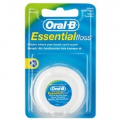 Oral B Οδοντικό Νήμα Κηρωμένο με άρωμα μέντα 50m