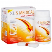 Omega Pharma Xl-S Medical Max Strength 120 Δισκία (Αγωγή 1 Μήνα)