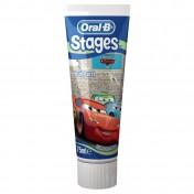 Oral B Παιδική Οδοντόκρεμα Stages Disney 75ml