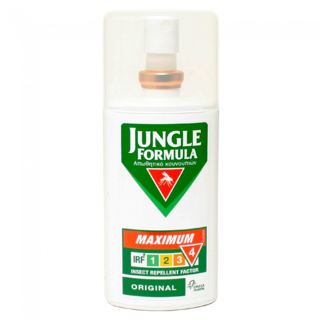 Jungle Formula Maximum Original 75ml