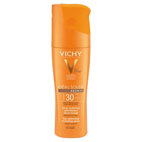 Vichy Ideal Soleil Bronze Spf30 Spray Βελτιστοποίησης Μαυρίσματος 200ml 44482