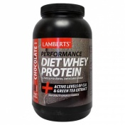 Lamberts Performance Diet Whey Protein Chocolate 1000gr