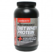 Lamberts Performance Diet Whey Protein Strawberry 1000gr