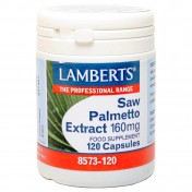 Lamberts Saw Palmetto Extract 160mg 120 Caps
