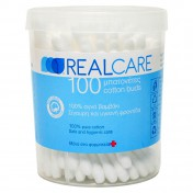 Real Care Μπατονέτες 100τεμ