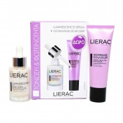 Lierac Promo Pack Luminescence Serum 30ml Και ΔΩΡΟ Gommage Douceur 50ml