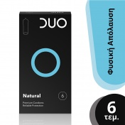 Duo Natural Κανονικό 6 Τεμαχίων