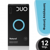 Duo Natural Κανονικό 12 Τεμαχίων