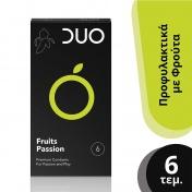 Duo Fruits Passion Με Γεύσεις 6 Τεμαχίων