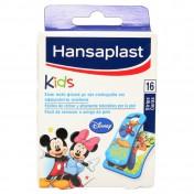 Hansaplast Mickey & Friends 16 Strips