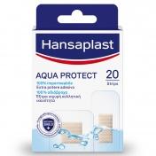 Hansaplast Aqua Protect 20 Strips 2 Μεγεθών