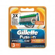 Gillette Fusion Proglide Power Ανταλλακτικά 3τμχ