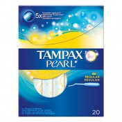 Tampax Pearl Regular Μικρή Έως Μέτρια Ροή 20 Ταμπόν