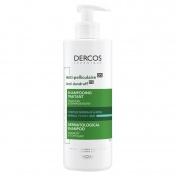 Vichy Dercos Shampoo Antipel Gras 390ml