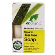 Dr.Organic Tea Tree Soap 100gr