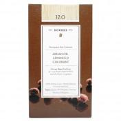 Korres Argan Oil Advanced Colorant N 12 Ξανθό Special Blonde
