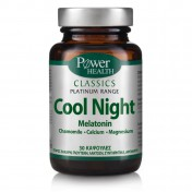 Power Health Cool Night Classics Platinum Range 30caps