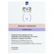 Eva Biolact Capsules 20 Τεμ