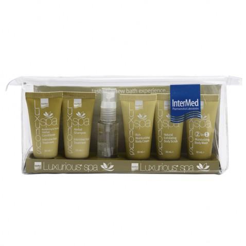 Luxurious Spa Kit 6 x 30ml αρχική   καλλυντικα   αρωματα   κολωνιεσ   δωρα   για τη γυναίκα