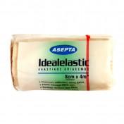 Asepta Idealelastic Ελαστικός Επίδεσμος 8cm x 4m