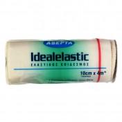 Asepta Idealelastic Ελαστικός Επίδεσμος 10cm x 4m