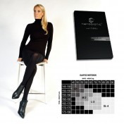 Nanobionic Καλσόν Anti-Cellulite 60 DEN 3D Size XLarge