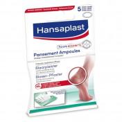 Hansaplast SOS Διαφανή Επίθεματα Για Φουσκάλες Μικρά 6τεμ
