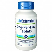 Life Extension One Per Day 60 veg tabs