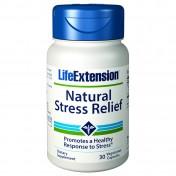 Life Extension Natural Stress Relief Formula 30 veg caps